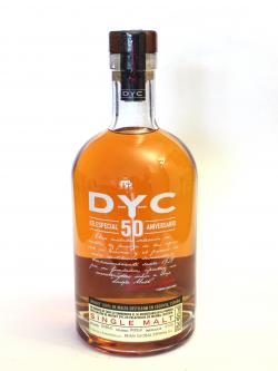 DYC 50º Aniversario Front side