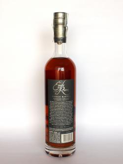 Eagle Rare Single Barrel Back side