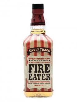 Early Times Fire Eater / Hot Cinnamon Liqueur