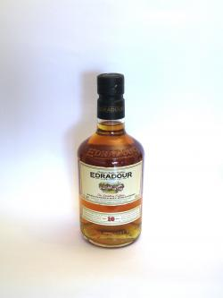 Edradour 10 year Front side