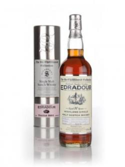 Edradour 10 Year Old 2004 (cask 398) - Un-Chillfiltered Collection (Signatory)