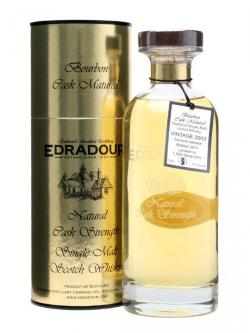 Edradour 2003 / Bourbon Cask / Second Release Highland Whisky