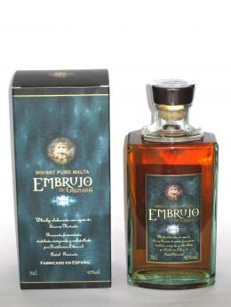 a bottle of Embrujo de Granada