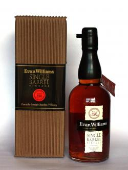 Evan Williams 2000 Single Barrel