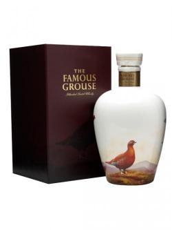 Famous Grouse Celebration Blend / Wade Decanter Blended Scotch Whisky