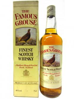 Famous Grouse Finest Old 1980 S Bottling