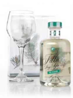 Filliers Dry Gin 28 Pine Blossom and Glass Set