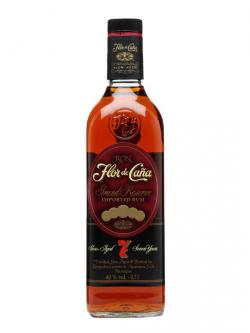 Flor de Cana 7 Year Old Grand Reserve Rum