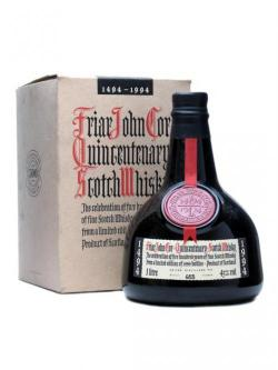 Friar John Corr / Quincentenary / White Box Blended Scotch Whisky