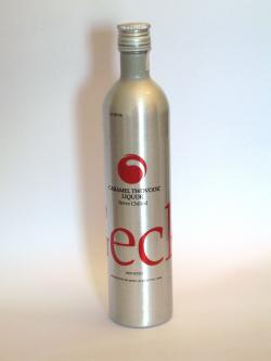 Gecko Caramel Vodka Liqueur Front side