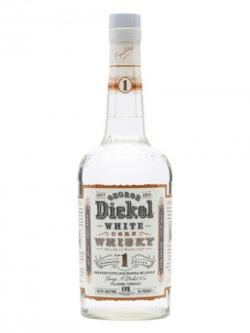 George Dickel Unaged Corn Tennessee Corn Whiskey