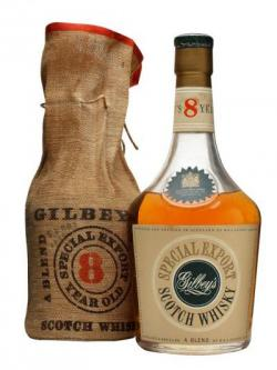 Gilbey's 8 Year Old / Bot.1950s Blended Scotch Whisky