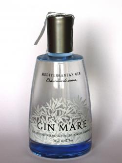 Gin Mare Mediterranean Gin Author's Collection Front side