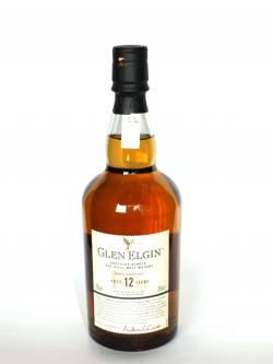Glen Elgin 12 year Front side