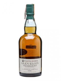 Glen Elgin / White Horse / Bot.1990s Speyside Whisky