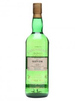 Glen Esk 1982 / 13 Year Old / Cadenhead's Highland Whisky