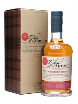 Glen Garioch Founders Reserve Highland Single Malt Scotch Whisky