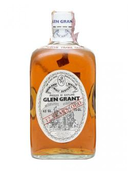 Glen Grant 12 Years / Bot.1970s Speyside Single Malt Scotch Whisky