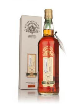 A bottle of Glen Grant 22 Year Old 1987 Cask 44648 - Rare Auld (Duncan Taylor)