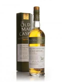 Glen Grant 34 year 1975 Old Malt Cask