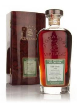 Glen Grant 40 year 1969 Cask Strength Collection