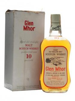 Glen Mhor 10 Year Old / Bot.1970s Speyside Single Malt Scotch Whisky