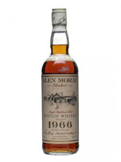 Glen Moray 1966 / 26 Year Old Speyside Single Malt Scotch Whisky