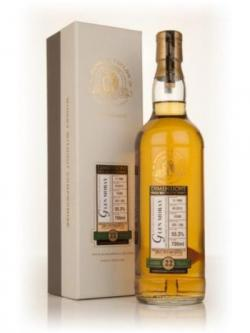 Glen Moray 22 Year Old 1990 (cask 10298) - Dimensions (Duncan Taylor)