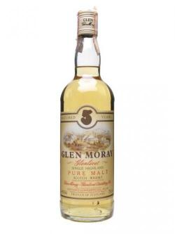 Glen Moray 5 Year Old Speyside Single Malt Scotch Whisky