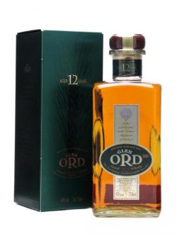 Glen Ord 12 Year Old Highland Single Malt Whisky