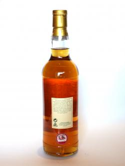 Glen Scotia 12 year Back side