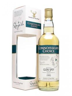 Glen Spey 1995 / Connoisseurs Choice Speyside Whisky