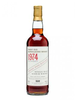 Glenallachie 1974 / Sherry Cask / The Whisky Show Speyside Whisky