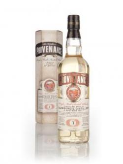 Glenburgie 7 Year Old 2007 (cask 10574) - Provenance (Douglas Laing)