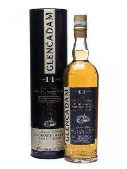 Glencadam 14 Year Old / Oloroso Sherry Finish Highland Whisky