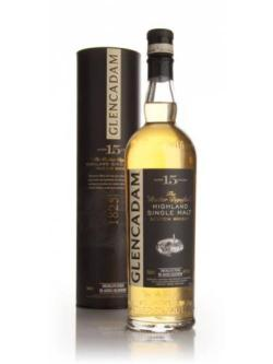A bottle of Glencadam 15 Year Old