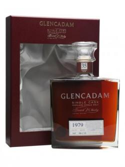 Glencadam 1979 / 35 Year Old Highland Single Malt Scotch Whisky