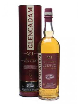 Glencadam 21 Year Old Highland Single Malt Whisky