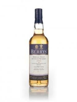 Glencadam 22 Year Old 1991 (cask 4765) (Berry Bros.& Rudd)