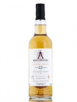 A bottle of Glencadam 22 years old The Rare Casks