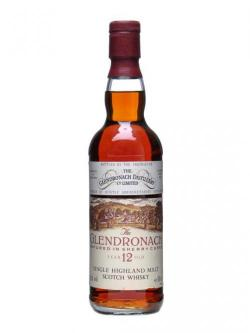Glendronach 12 Year Old / Sherry Cask / Small Bottle Speyside Whisky