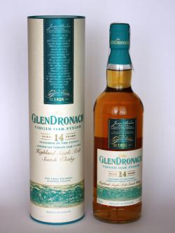 Glendronach 14 Year Old / Virgin Oak Finish Speyside Whisky