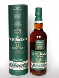 Glendronach 15 year Revival