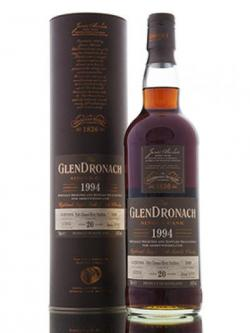 Glendronach 20 years old 1994 Cask #3400