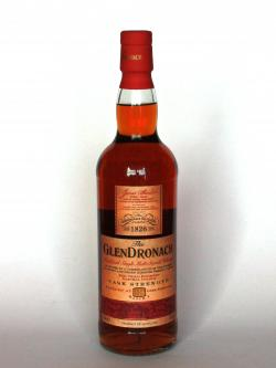 Glendronach Cask Strength / Batch 1 Front side