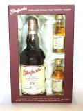 A bottle of Glenfarclas 15 year