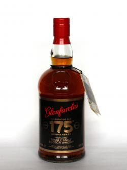 Glenfarclas 175th Anniversary Front side