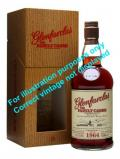 A bottle of Glenfarclas 1957 / Family Casks X / Sherry Cask / Wooden Box Speyside Whisky