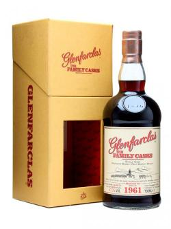 50 Year Old Whiskey >> Glenfarclas 1961 Family Casks Release Vii 50 Year Old Speyside Whisky