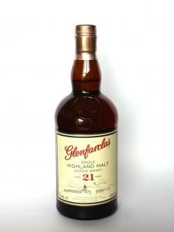Glenfarclas 21 year Front side